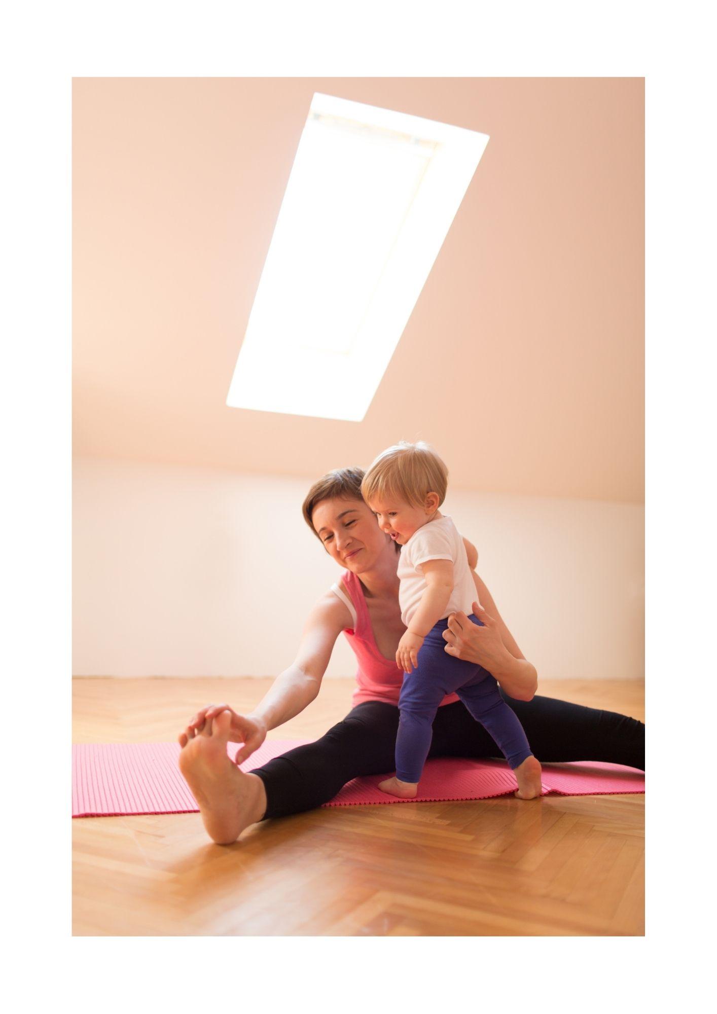 post natal pilates